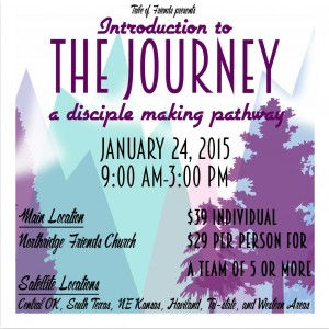 Introduction to The Journey: A Disciple Making Pathway